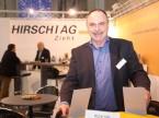 Stephan Marty, directeur de Hirschi AG : « Ce salon représente notre apparition la plus importante de l'année. Nous présentons une large palette de produits à un public tout aussi large. »